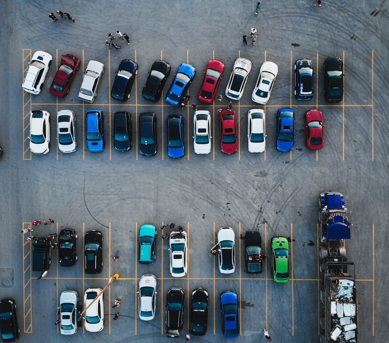 Competing for congestible goods: experimental evidence on parking choice. Pereda, Ozaita, Stavrakakis, Sanchez (2020).